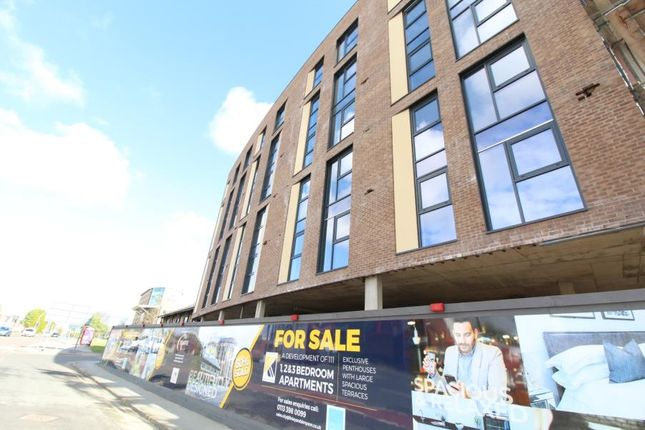 Thumbnail Flat for sale in Plot 40, The Residence, Kirkstall Road, Leeds, West Yorkshire