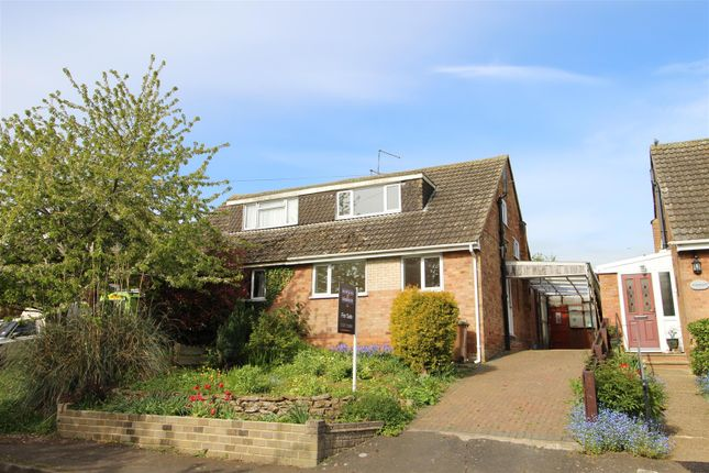 3 bed semi-detached house for sale in The Broadway, Norton, Daventry