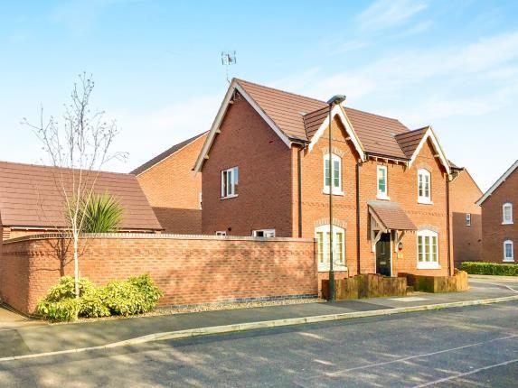 Thumbnail Detached house for sale in Springfield Avenue, Long Eaton, Nottingham