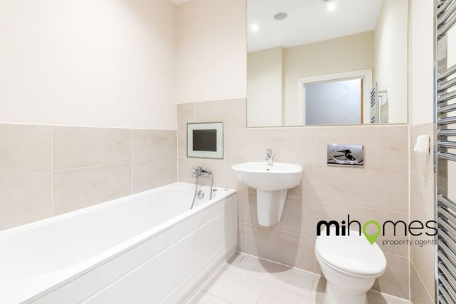Thumbnail Flat to rent in Beech Hill, Hadley Wood