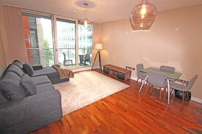 Thumbnail Flat to rent in Spinningfields, Manchester