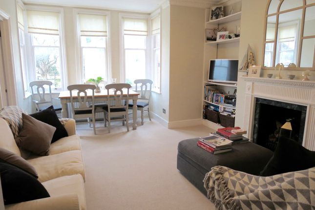 Thumbnail Flat for sale in Malbrook Road, London