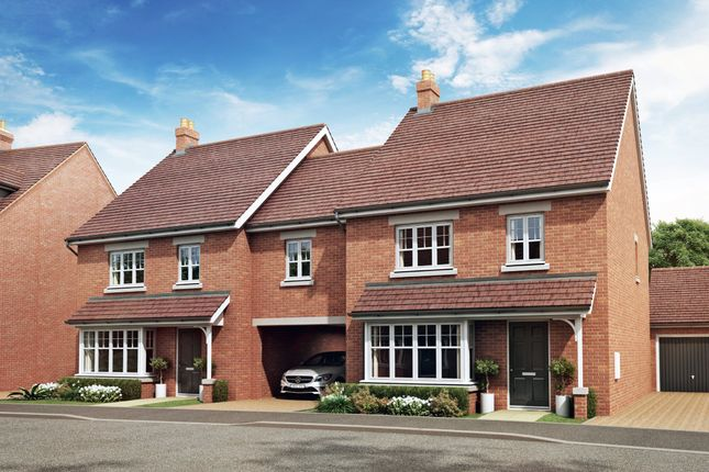 """Thumbnail Link-detached house for sale in """"Chesham Special"""" at Greenkeepers Road, Great Denham, Bedford"""