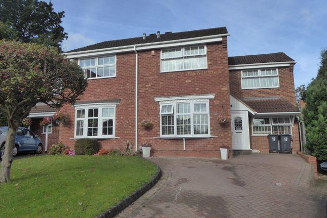 Thumbnail Semi-detached house for sale in Over Brunton Close, Birmingham