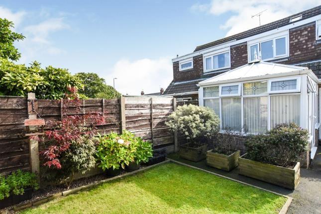 Garden of Jeffreys Drive, Dukinfield, Greater Manchester, United Kingdom SK16