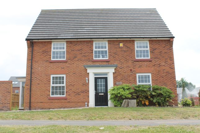 Thumbnail Detached house for sale in Webb Close, Sandbach