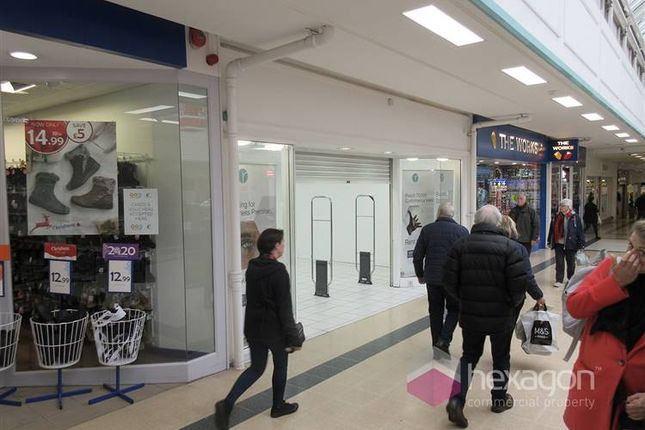 Thumbnail Retail premises to let in Unit 11 Ryemarket Shopping Centre, Stourbridge