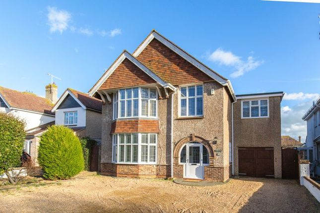Thumbnail Detached house for sale in Windlesham Gardens, Shoreham-By-Sea
