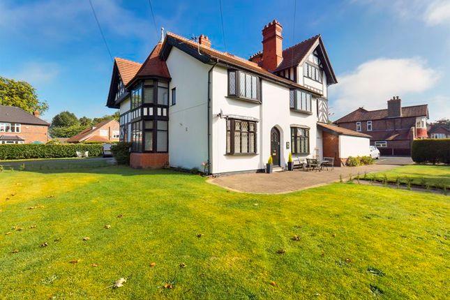 Thumbnail Flat to rent in Grange Avenue, Flixton, Urmston, Manchester