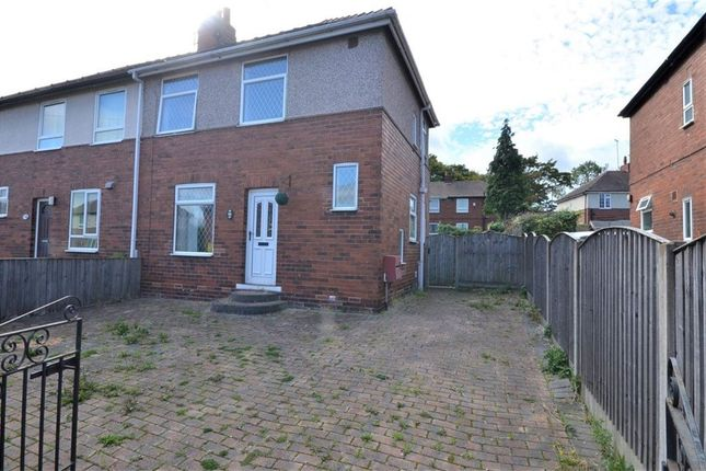 Thumbnail Semi-detached house to rent in Doncaster Road Estate, Ackworth, Pontefract