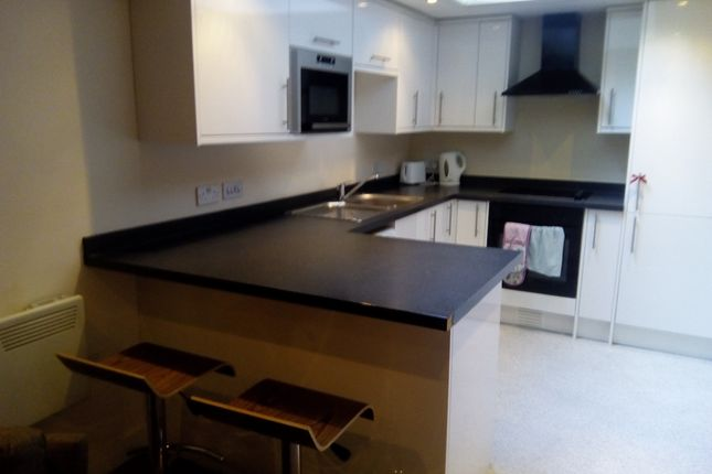 Thumbnail Flat to rent in Quayside Lofts 58 Close, Newcastle Upon Tyne