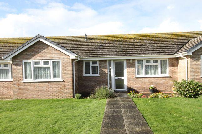 Thumbnail Terraced bungalow for sale in Warwick Place, Tywyn, Gwynedd