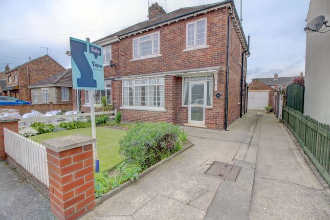 3 bed semi-detached house for sale in Alexandra Road, Scunthorpe