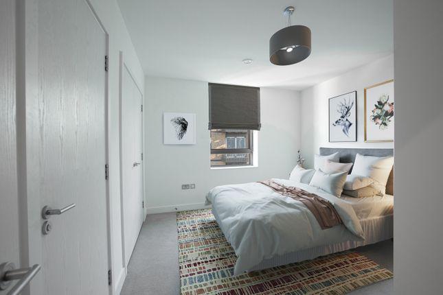 Thumbnail Flat for sale in Bream Street, London