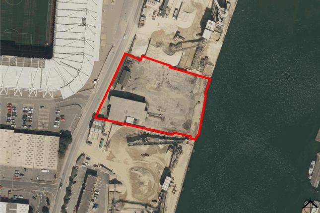 Thumbnail Land for sale in Britannia Wharf Central Trading Estate, Marine Parade, Southampton, Hampshire