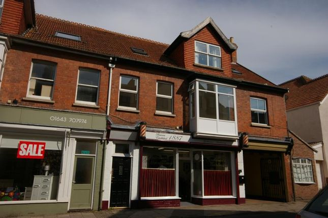 Thumbnail Flat for sale in Friday Street, Minehead
