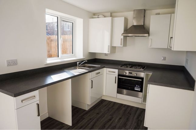 Thumbnail Detached house to rent in Portland Road, Doncaster
