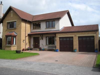 Thumbnail Detached house to rent in Derbeth Park, Kingswells