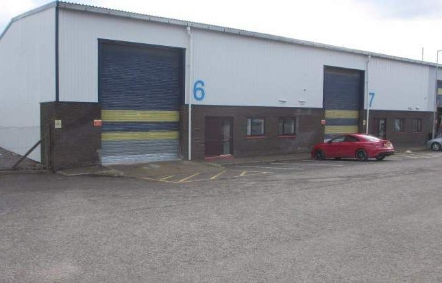 Thumbnail Light industrial to let in Barlayhill Place, Aberdeen