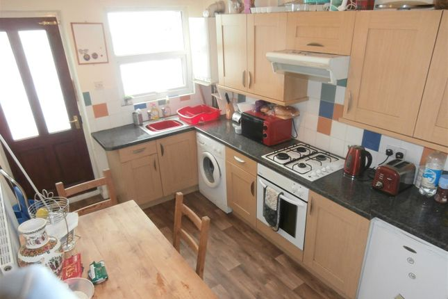 Thumbnail Flat to rent in Brazil Street, Leicester