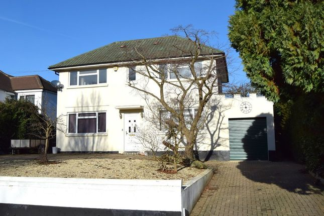 Thumbnail Detached house for sale in Empress Avenue, Farnborough
