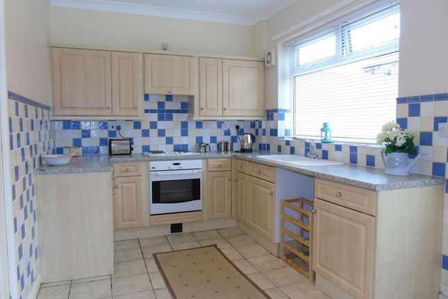 Thumbnail Terraced house to rent in South View East, Highfield, Rowlands Gill