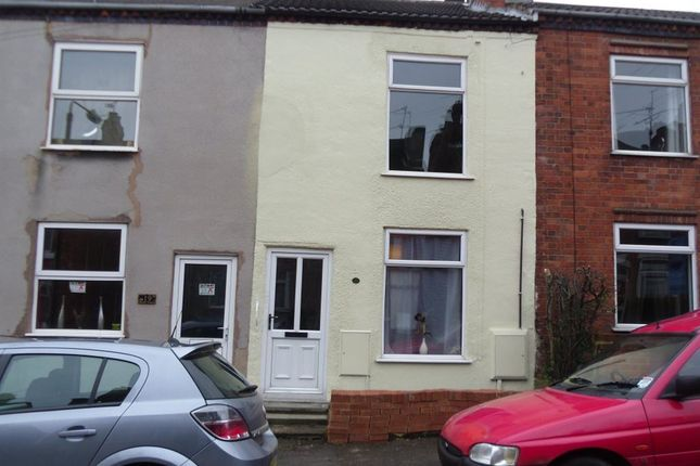 Thumbnail Terraced house to rent in Parkin Street, Alfreton