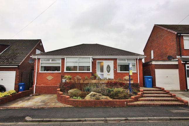 Thumbnail Detached bungalow to rent in Marus Avenue, Marus Bridge, Wigan