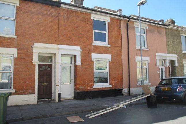 Thumbnail Terraced house to rent in Middlesex Road, Southsea