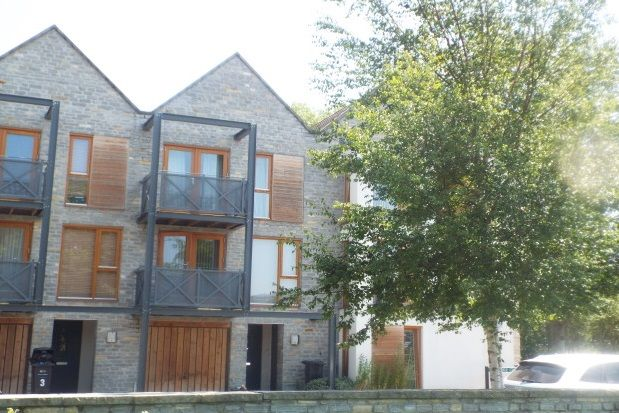 Thumbnail Terraced house to rent in Couture Grove, Street
