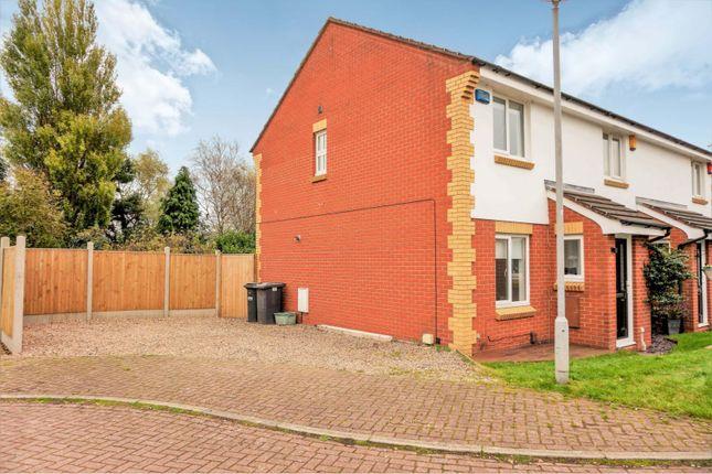 Thumbnail Semi-detached house for sale in Clover Fields, Calverton