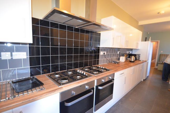 Thumbnail Terraced house to rent in Hamilton Street, Highfields, Leicester