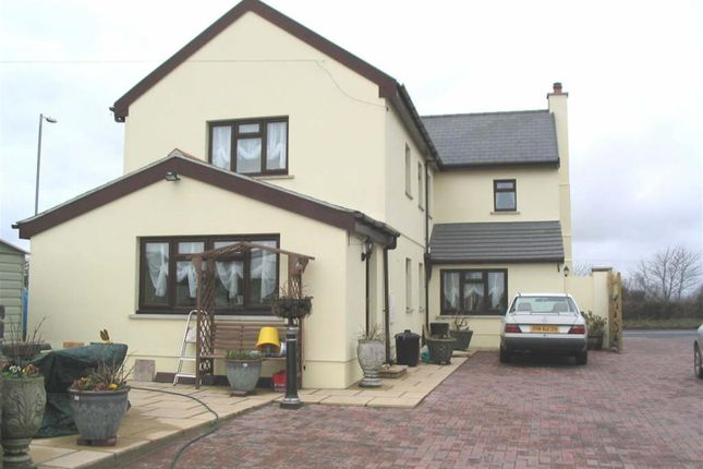 Thumbnail Detached house for sale in Whitland