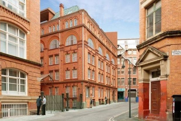 Thumbnail Flat to rent in Harter Street, City Centre