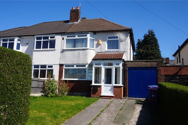 Thumbnail Semi-detached house to rent in Felltor Close, Liverpool, Merseyside