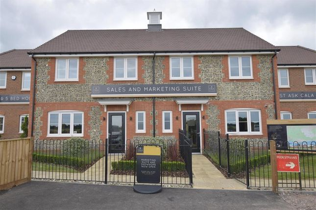 Thumbnail Detached house for sale in Shopwyke Road, Chichester, West Sussex
