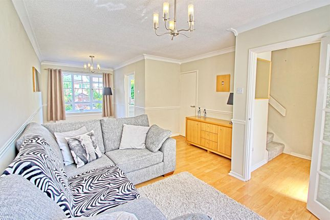 Terraced house for sale in Heathgate, Hertford Heath, Hertford