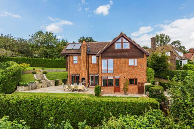 Thumbnail Detached house for sale in Froghole Lane, Crockham Hill
