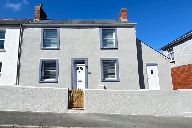 Thumbnail Semi-detached house to rent in Upper Hill Street, Hakin, Milford Haven