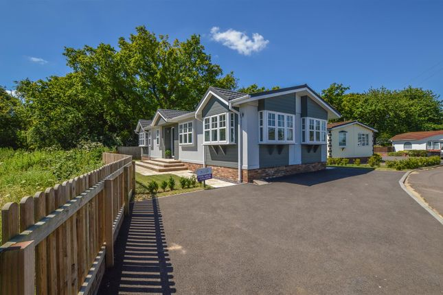 Thumbnail Mobile/park home for sale in The Grand Symphony, Half Moon Lane, Pepperstock, Luton