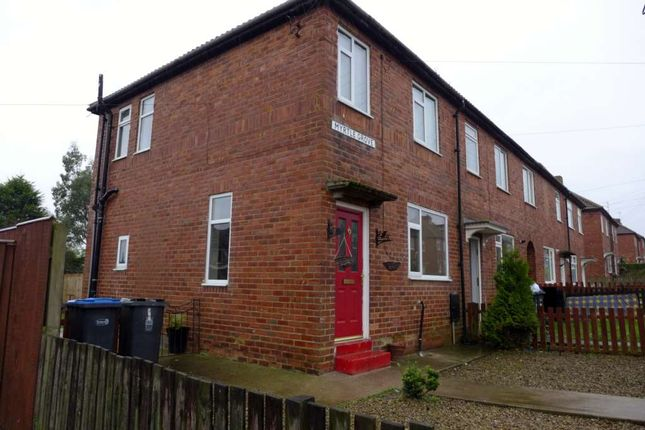 Thumbnail Semi-detached house to rent in Myrtle Grove, Roddymoor, Crook