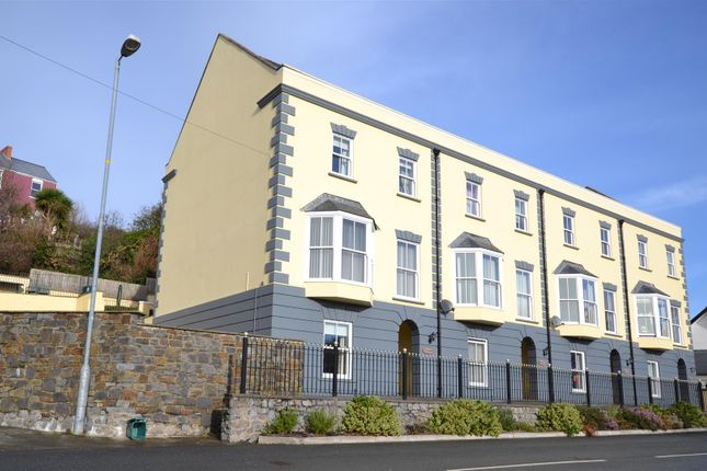 Thumbnail Town house for sale in Picton Road, Neyland, Milford Haven