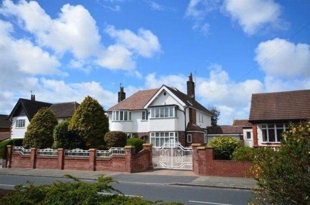 Thumbnail Property for sale in West Drive, Thornton Cleveleys