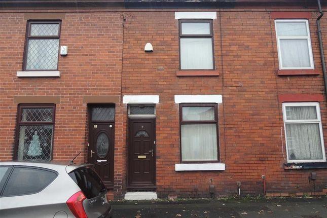 Thumbnail Terraced house to rent in Belgrave Street, Denton, Manchester