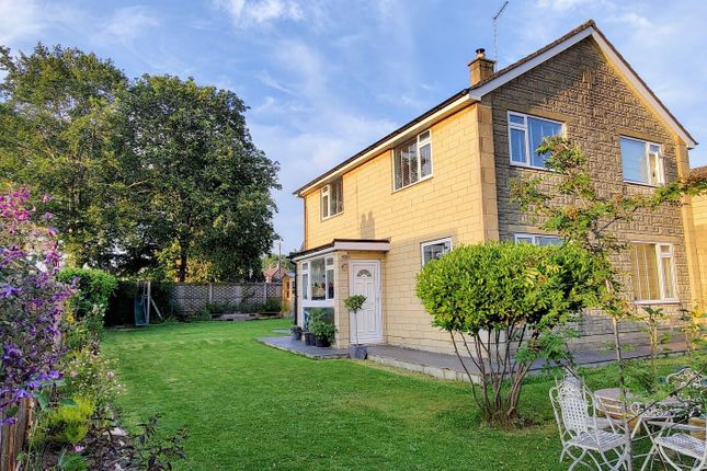 Thumbnail Detached house for sale in Brookfield Rise, Whitley, Melksham
