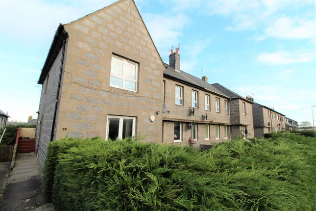 Thumbnail Flat for sale in Abbotswell Crescent, Aberdeen