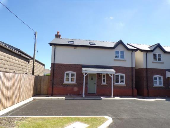 Thumbnail Detached house for sale in Bryn Llwyd Yard, North Street, Caerwys, Flintshire