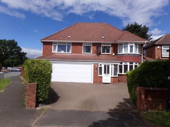 Thumbnail Detached house for sale in Chester Road, Erdington, Birmingham, West Midlands