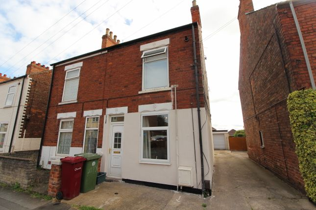 Thumbnail Flat for sale in Victoria Road, Scunthorpe