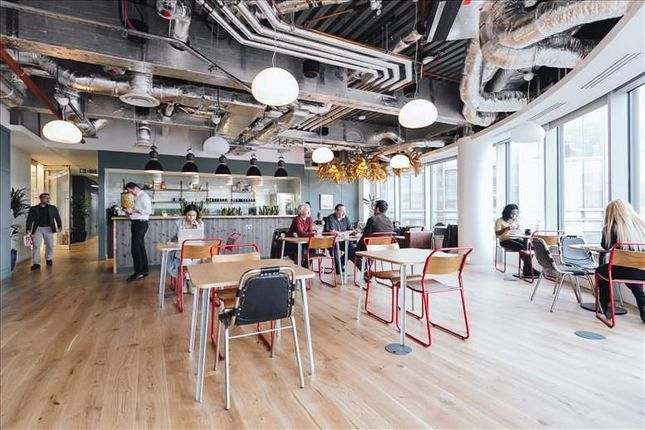 Serviced office to let in Spitalfields, London